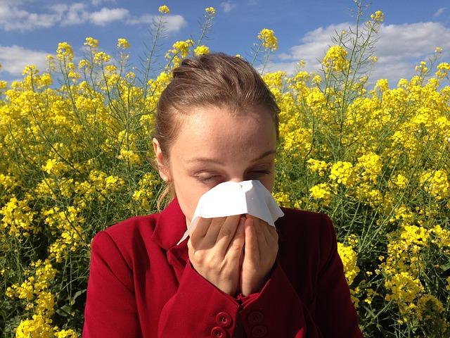 花粉症がつらい時期に試してみてること